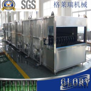 26000-36000bph High Speed Automatic Glass Beer Bottle Washing Machine pictures & photos