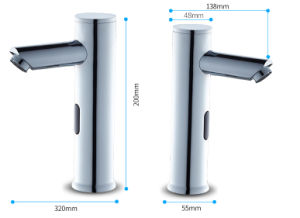 Electronic Faucet with Sensor Infrated