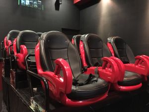 Classical 7D Cinema Experience, 7D Dark Ride Adventure Multi Color pictures & photos