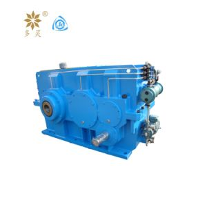 SGS Certified Nl Series Gearbox for Rubber and Plastics Dispersion Mixer pictures & photos