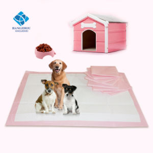 Disposable Dog Pet Products of Diaper Changing Pad pictures & photos