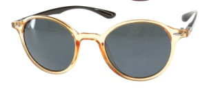 Fashion Round Sunglasses for Women with UV400 pictures & photos