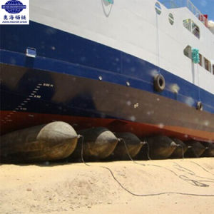 BV Certificate Pneumatic Rubber Ship Launching Airbag for Sale pictures & photos