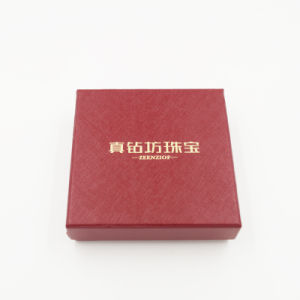 Customized Hard Cardboard Gift Paper Packaging Box (J02-C) pictures & photos