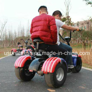 2017 New design Electric Tri-Wheel ATV with Ce pictures & photos