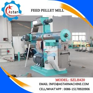 Export Inner Diameter 420 mm Ring Die Feed Making Mill pictures & photos