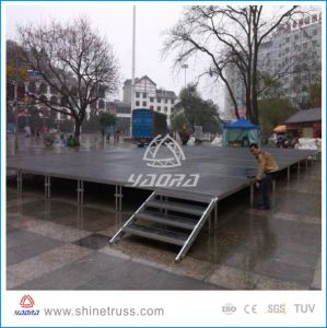 Assemble Stage Hotel Stage Small Stage with Plywood pictures & photos