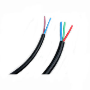 2 Core Flexible Rvv 2X0.5mmsq Copper Cable Electric Building Wire pictures & photos