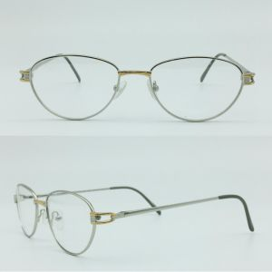 Cat Style Metal Glasses Optical Frames Spectacle pictures & photos