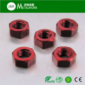 OEM Anodized Plated Aluminum Cup Contersunk Washer pictures & photos