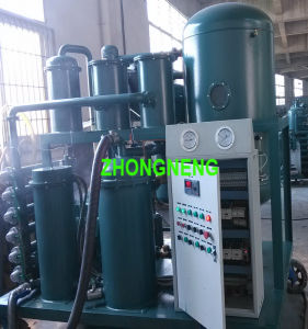 Hydraulic Lube Oil Filtration Processing / Treatment / Purification pictures & photos