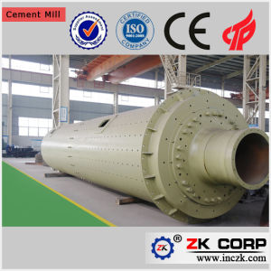 Energy Saving Model Bearing Edge Driving Ball Mill pictures & photos