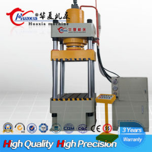 Four Column Hydraulic Press Machine, Anhui Huaxia Brand Punching Machine pictures & photos