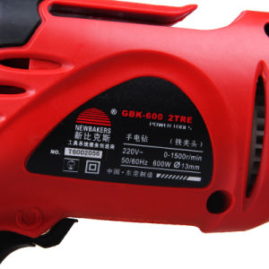 Professional Power Tools Electric Drill (GBK-600-2TRE) pictures & photos