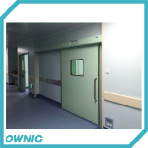 Qtdm-8 Automatic Air Tight Best Selling Sliding Door pictures & photos