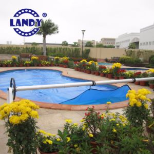 Private Swimming Pool Expedient Cover Reel/Cover Winder pictures & photos