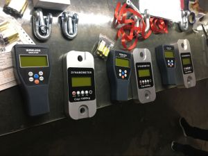 Dynamometer with Wireless Indicator/ Remote Display 10 Tons pictures & photos