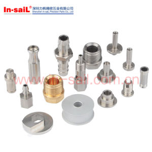 CNC Machining Service Precision Turned Parts Manufacturer pictures & photos