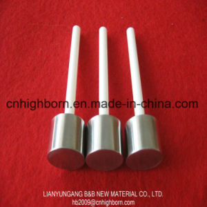 High Hardness Precision White Zirconia Ceramic Plunger pictures & photos