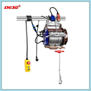 Remote Control Fast Electric Hoist From China Factory pictures & photos