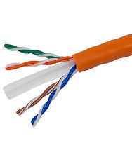 Fluke Test Pass UTP Cat 6 Network Cable for Security System pictures & photos