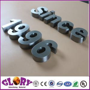 Front Illuminated Resin Channel Letter LED Sign pictures & photos