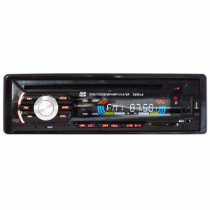One DIN Fixed Panel Car DVD Player Ts-6011F pictures & photos