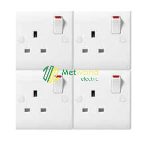 13 AMP Socket Outlets 821 pictures & photos