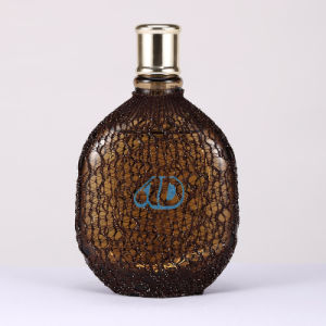 Ad-P29 Hot Sale Oval Glass Perfume Bottle 100ml pictures & photos