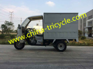 Insulatingbox for Selling Fast-Food Cargo Tricycle with 150cc (TR-22C) pictures & photos