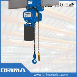 Brima High Quality 3ton Electric Chain Hoist Crane pictures & photos