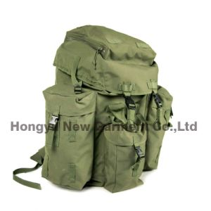 Hot Sale Military Camp Backpack with Double Shoulder (HY-B027) pictures & photos