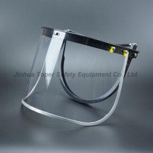 Reusable Face Shield Bracket Safety Helmet (FS4013) pictures & photos
