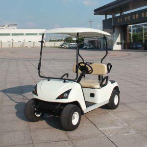 Hot 2 Seats Electric Golf Cart Dg-C2 (China) pictures & photos