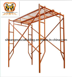 Galvanized Metal Scaffolding Systems pictures & photos
