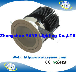 Yaye Ce/RoHS Approval 2016 Newest Design COB Round LED Downlight with CREE Chip pictures & photos