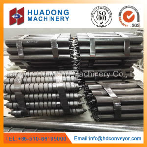 Impact Rubber Steel Belt Conveyor Idler pictures & photos