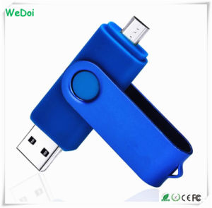 Popular OTG Phone USB Stick with 2.0 Speed (WY-pH02) pictures & photos