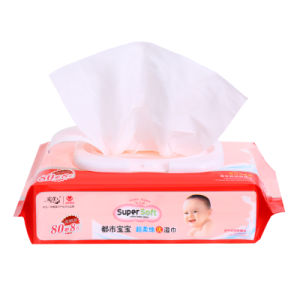 Antiseptic and Antibacterial Baby Wipes 10PCS, 20PCS, 35PCS, 64PCS, 72PCS, 80PCS, 90PCS, 100PCS pictures & photos