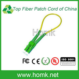 LC/APC Optical Fiber Loopback Single Mode pictures & photos