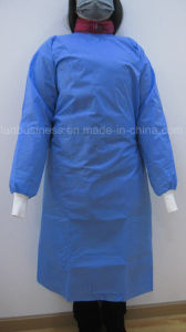 High Quality with Competitive Pice SMS Lab Coat (LY-coat) pictures & photos