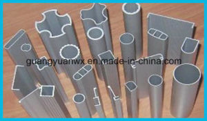 Anodized Aluminium Tube/Pipes 6061 T4/T5/T6 pictures & photos