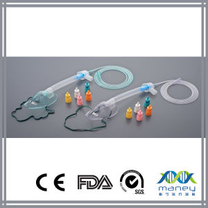 Medical Disposable Nebulizer Mask with Tubing pictures & photos