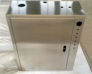 Industry Equippment Shield for Appliance, Polishing Stainless Steel Distribution pictures & photos