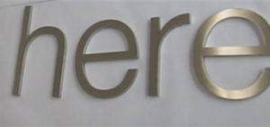 Outdoor Advertising Stainless Steel Channel Letter Signs pictures & photos