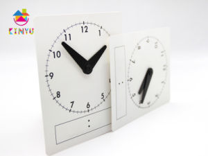 Classroom Supplies Student Clock Face for Education pictures & photos