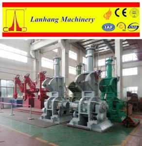 High Performance Chinese Lanhang Lh-200y Rubber Banbury Mixer pictures & photos