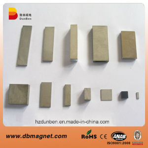 High Working Temperature Powerful Block Rectangle SmCo Magnet pictures & photos