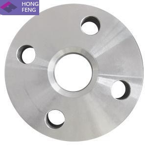 Leading Forged Carbon Steel Slip -on Flange pictures & photos