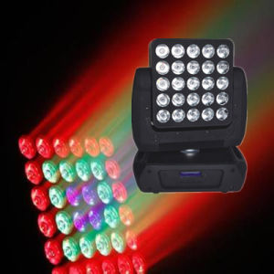 25*12W LED Matrix Light Moving Head Beam Light pictures & photos
